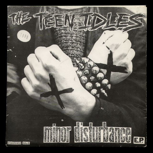 Teen Idles cover